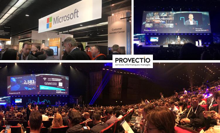 Salon Microsoft 2018